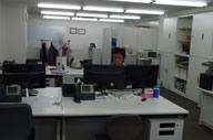 広々としたオフィスで快適です